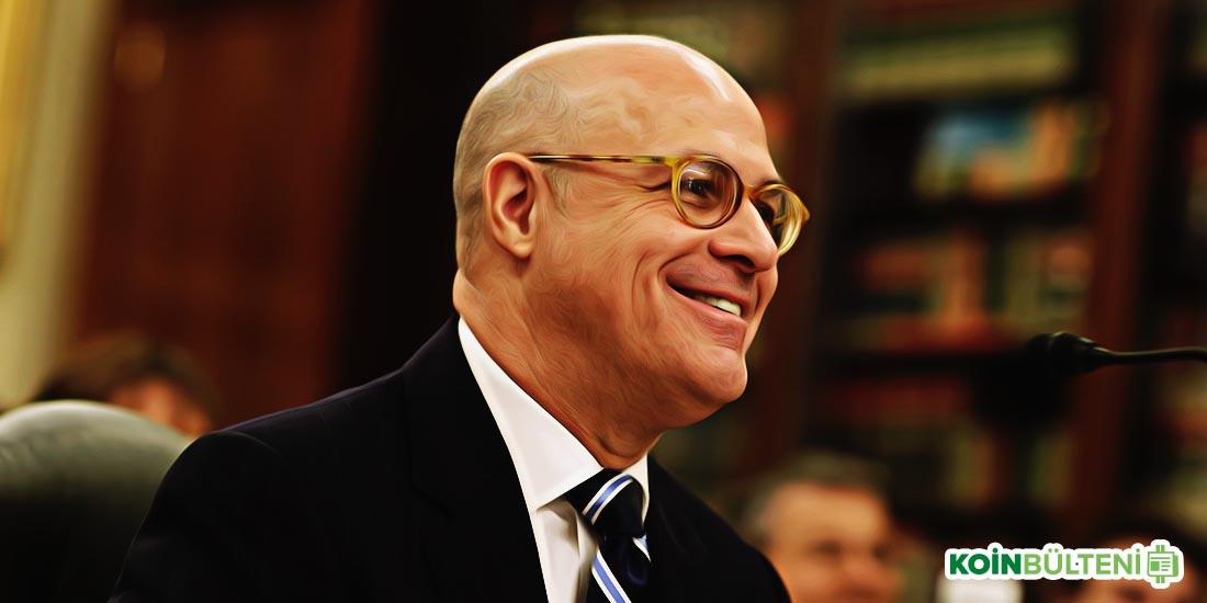 CFTC Başkanı Giancarlo: Kurumsal Yatırımcı, Piyasaları Olgunlaştırır