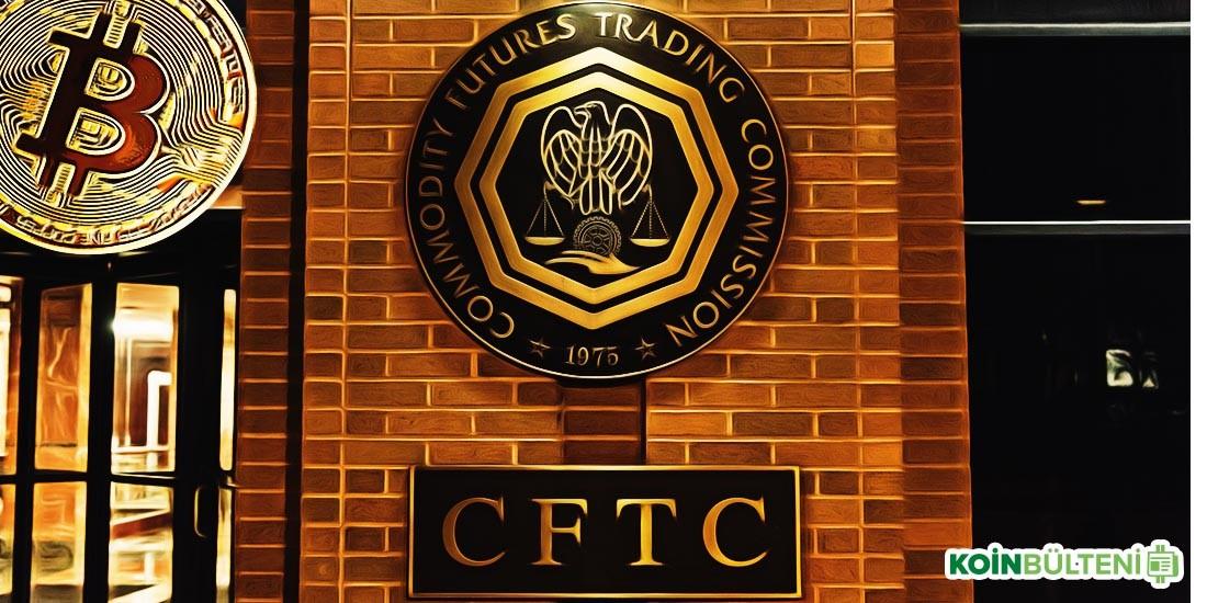 CFTC Yöneticisi: Geliştiriciler, Kriminal Olaylardan Sorumlu Tutulmamalı