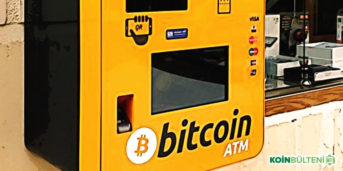 Banka ATM'sinden Bitcoin Almak Artık Mümkün!