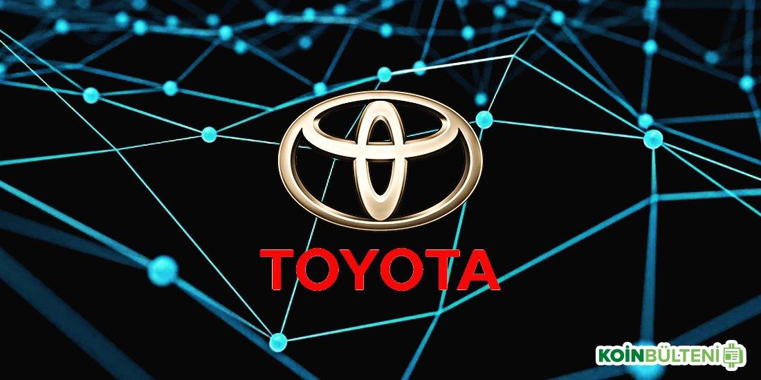 Dev Otomobil Markası Toyota Reklamcılık Alanında Blockchain Kullanıyor