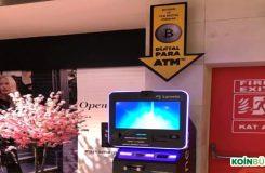 Türkiye'nin Tek Bitcoin ATM'si, İstanbul'da Açıldı!