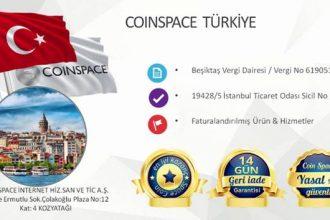 Coinspace Nedir | Coinspace Türkiye