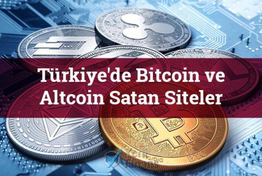 Türkiyede Bitcoin & Altcoin Satan Borsalar | Dijital Para Platformları